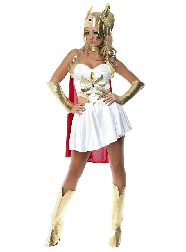 she ra princess of power costume. Black Bedroom Furniture Sets. Home Design Ideas