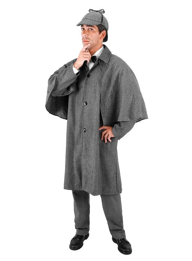 Sherlock Holmes Inverness Cape