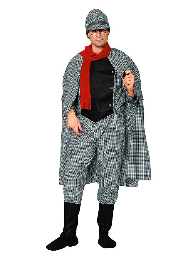 Sherlock Holmes Kostüm