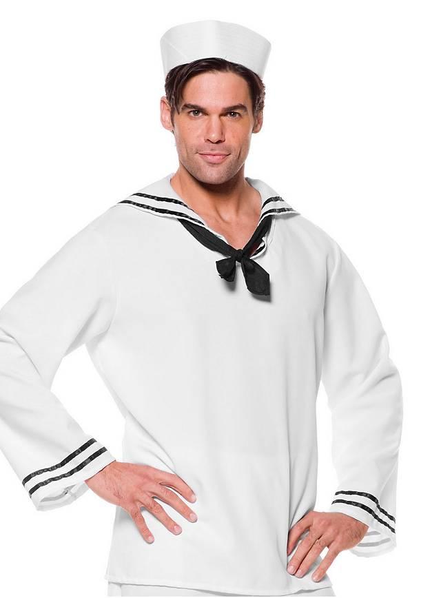 Shipmate white Costume