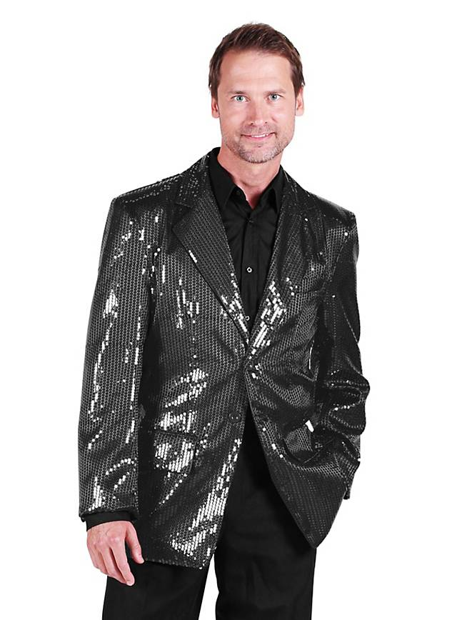 Show host jacket black
