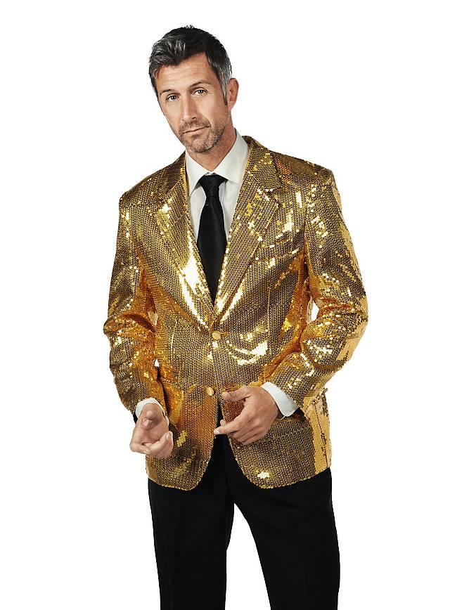 Showmaster Jacket gold