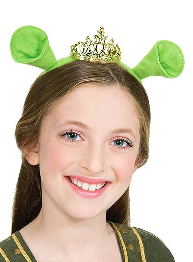Shrek Prinzessin Fiona Haarreif