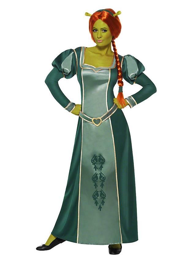 Shrek Prinzessin Fiona Kostüm