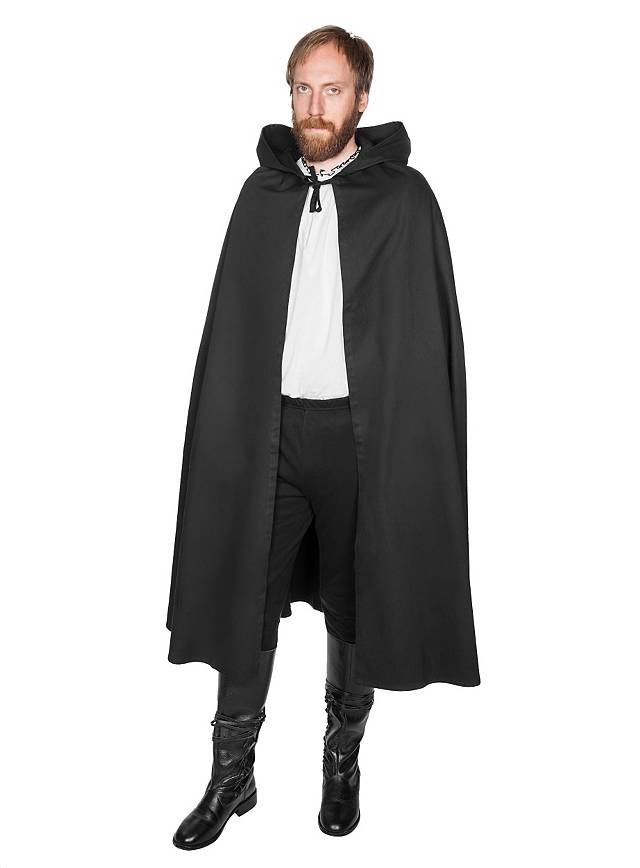 Simple Cape black