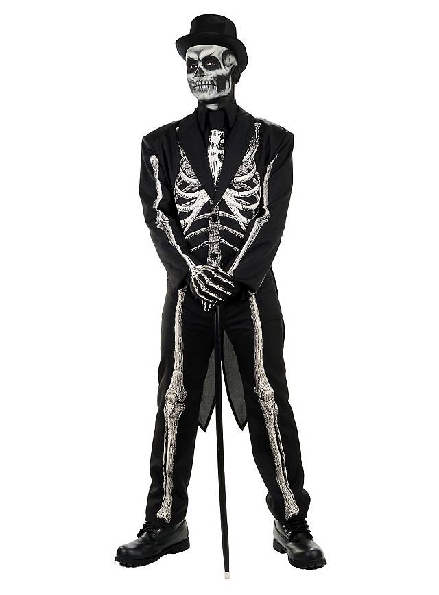 Skeleton Dandy costume