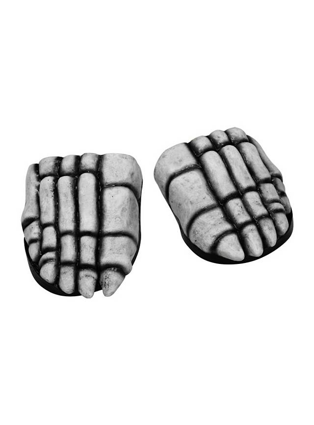 Skeleton Feet Bone Maskworld