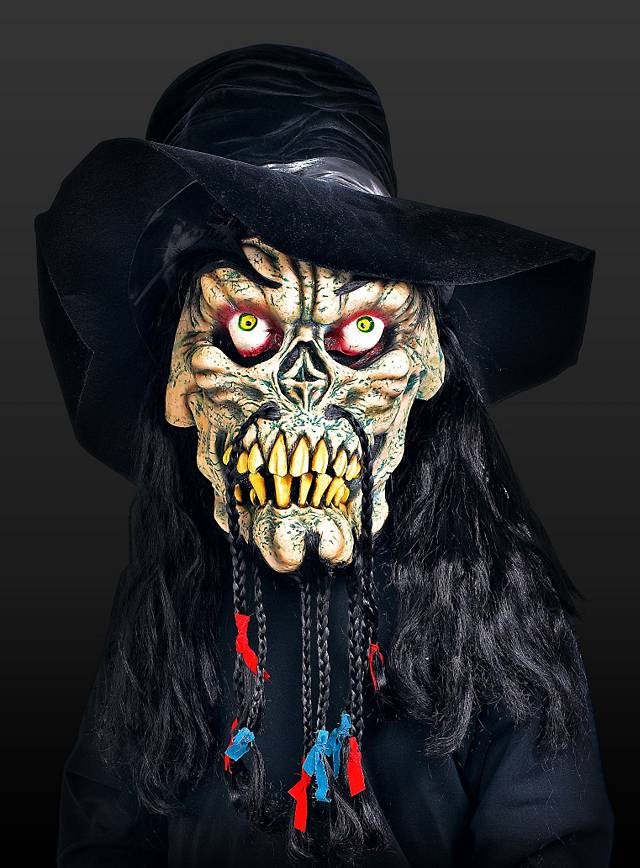 Skeleton Oversized Mask