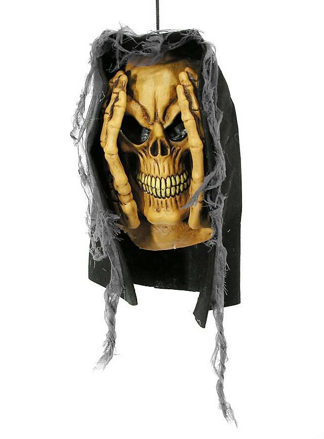 skelett fensterschreck halloween deko online kaufen. Black Bedroom Furniture Sets. Home Design Ideas
