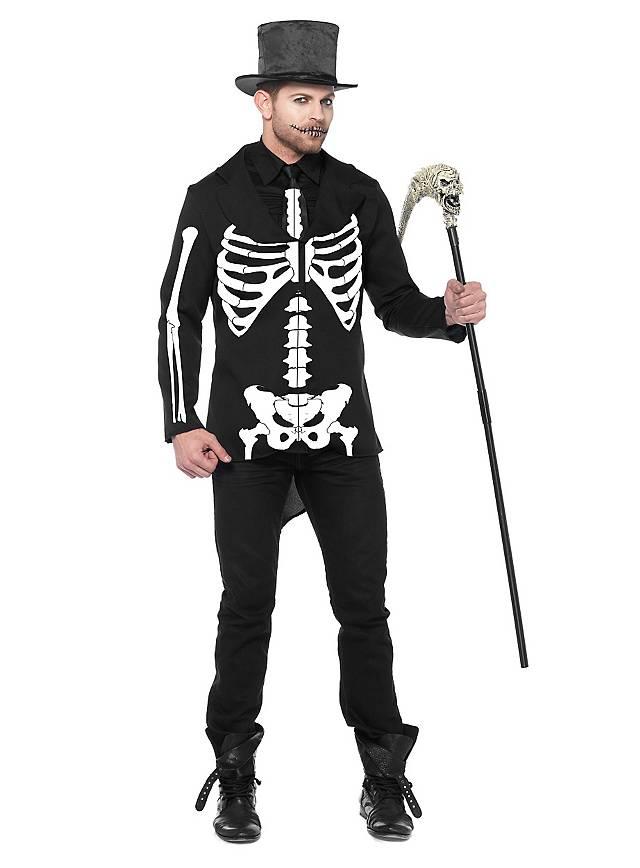 letzte Auswahl fairer Preis suche nach neuestem Skelett Kostüm