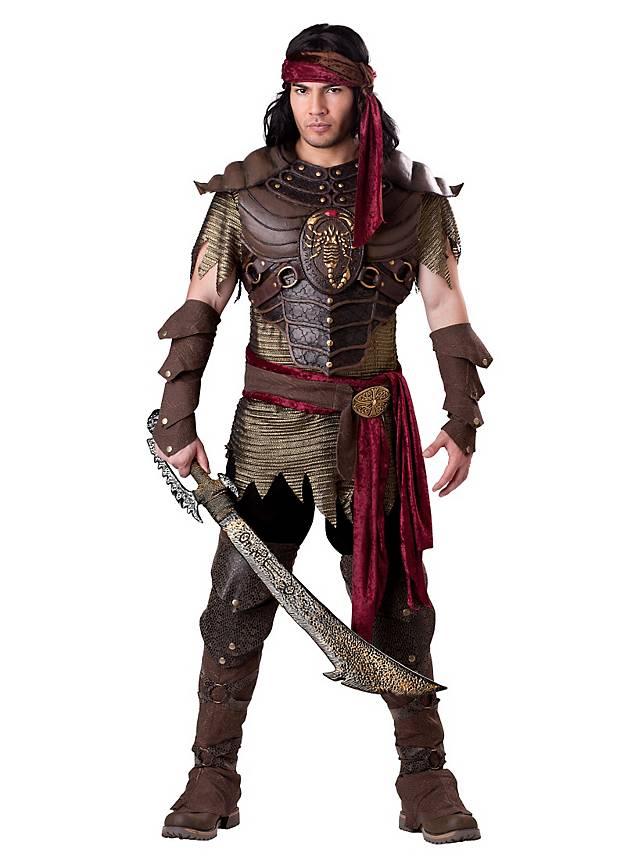 Skorpion Krieger Kostüm