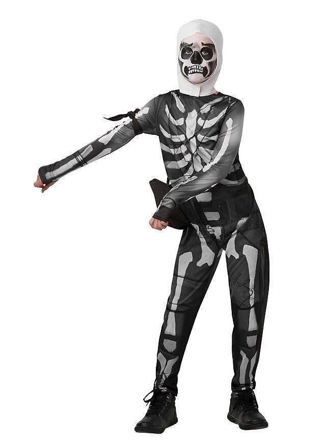 Skull Trooper Fortnite Kinderkostüm