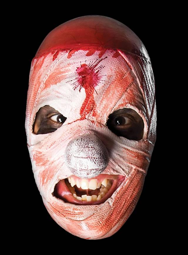slipknot bloody clown maske slipknot fanartikel. Black Bedroom Furniture Sets. Home Design Ideas