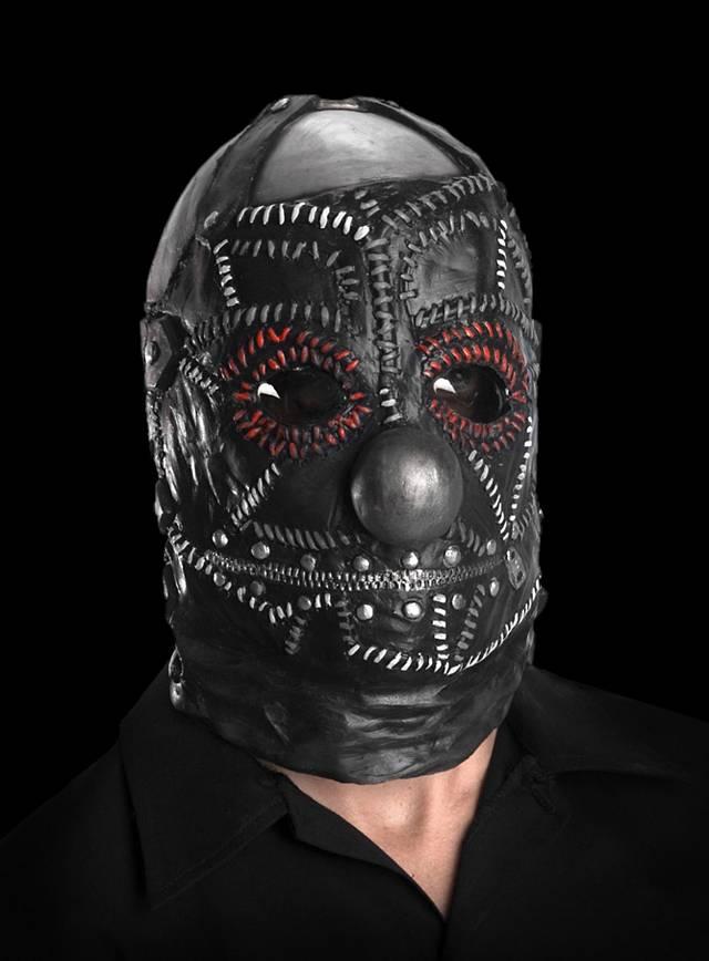 Slipknot Maggot Maske