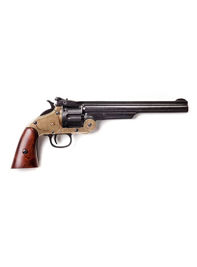 "Smith & Wesson ""Army Revolver"""