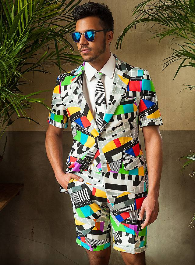 Sommer OppoSuits Testival Anzug