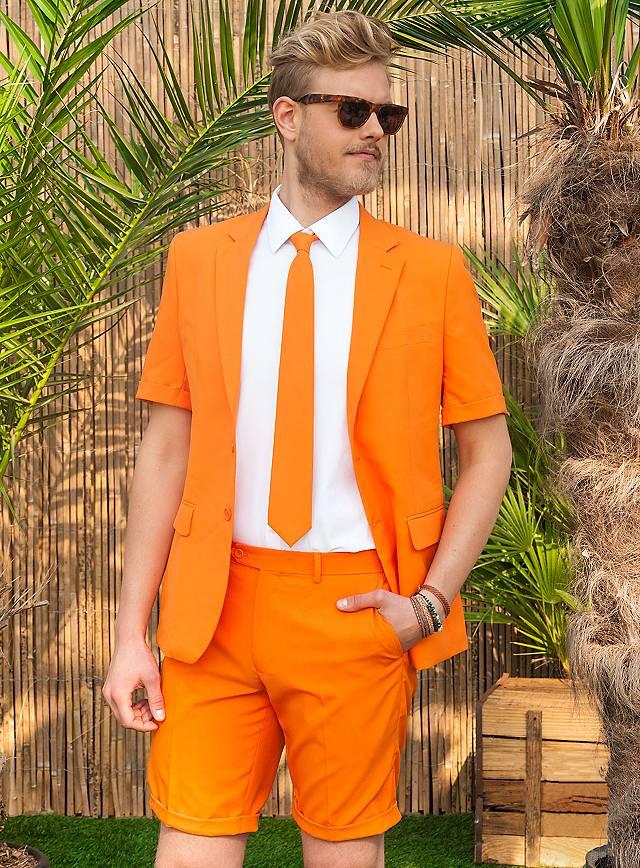 Sommer OppoSuits The Orange Anzug