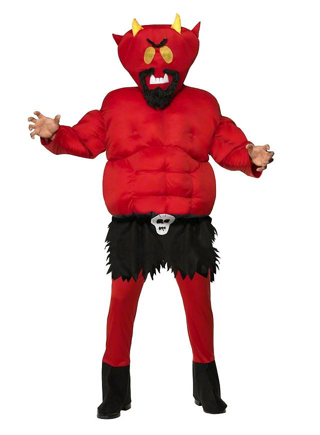 South Park Satan Kostüm - maskworld.com