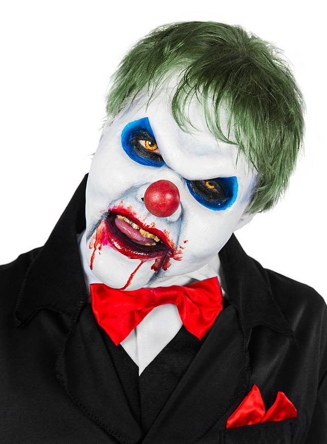 special fx horrorclown maske aus schaumlatex. Black Bedroom Furniture Sets. Home Design Ideas