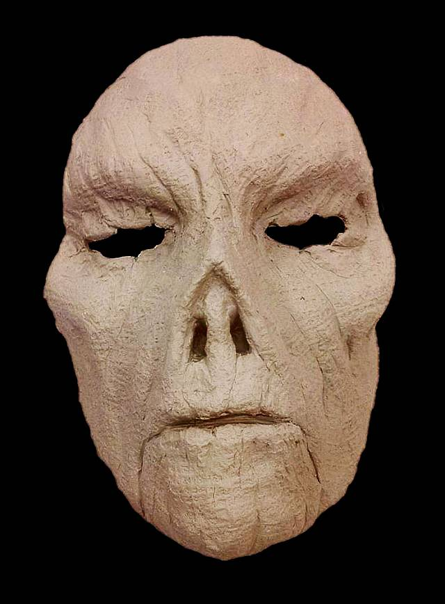 Special FX Scarecrow Foam Latex Mask