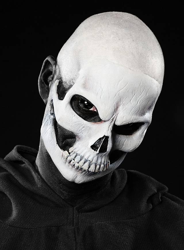 special fx totenkopf maske aus schaumlatex. Black Bedroom Furniture Sets. Home Design Ideas