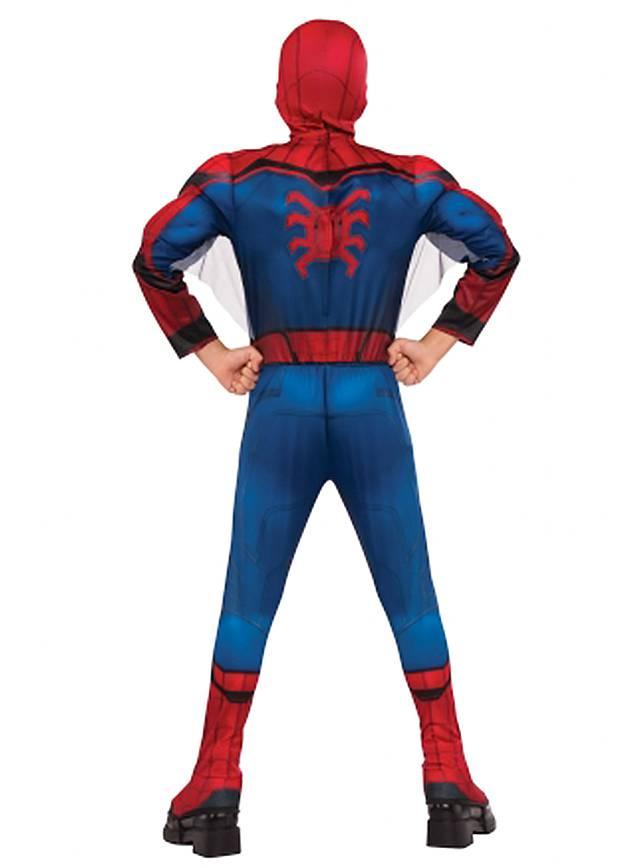 Spider-Man Homecoming Kinderkostüm