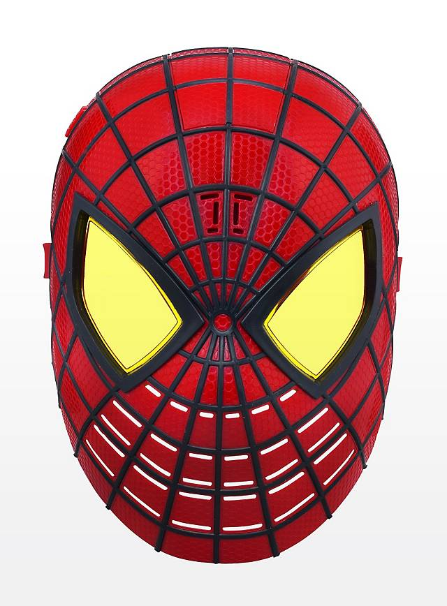 spider man maske f r kinder. Black Bedroom Furniture Sets. Home Design Ideas