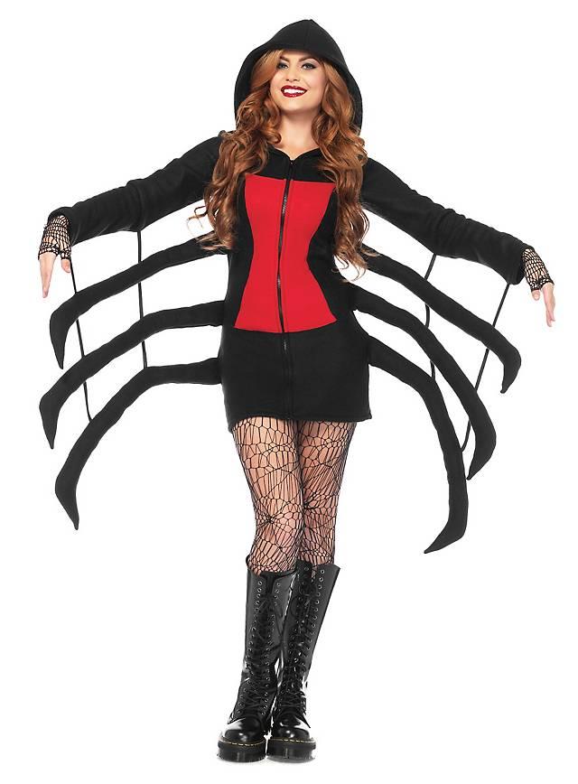 Spinne Hoodie Dress
