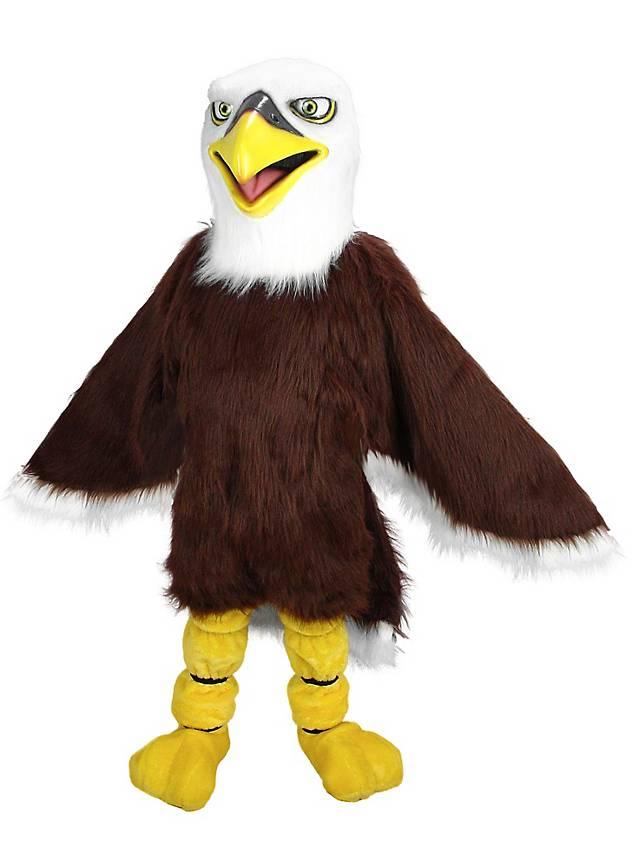 Spread Eagle Mascot