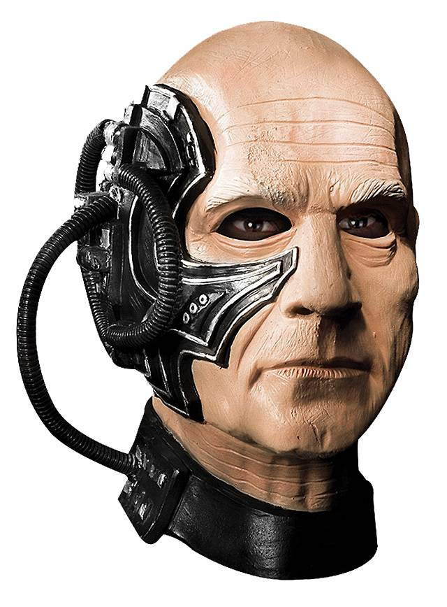 Star Trek Borg Mask