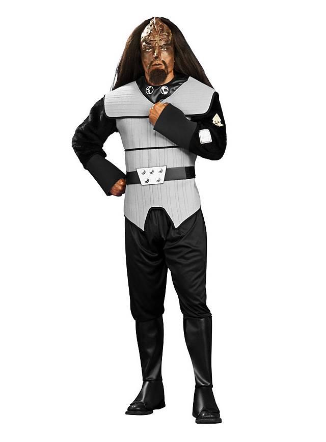 star trek klingon costume. Black Bedroom Furniture Sets. Home Design Ideas