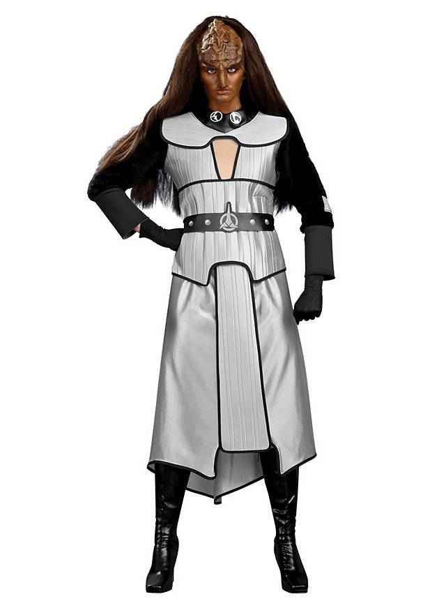Star Trek Klingon Women Costume