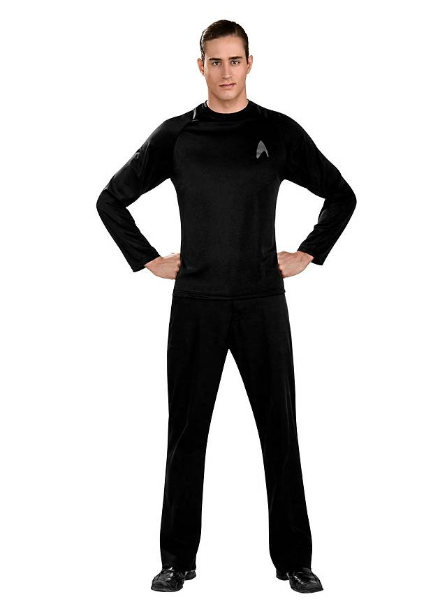 Star Trek Uniform black