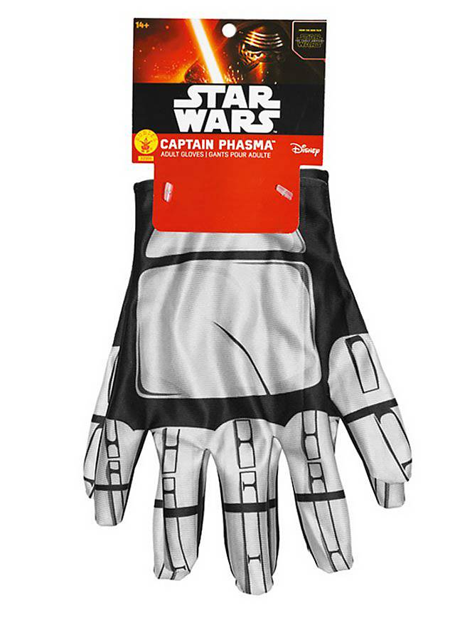 Star Wars 7 Captain Phasma Handschuhe