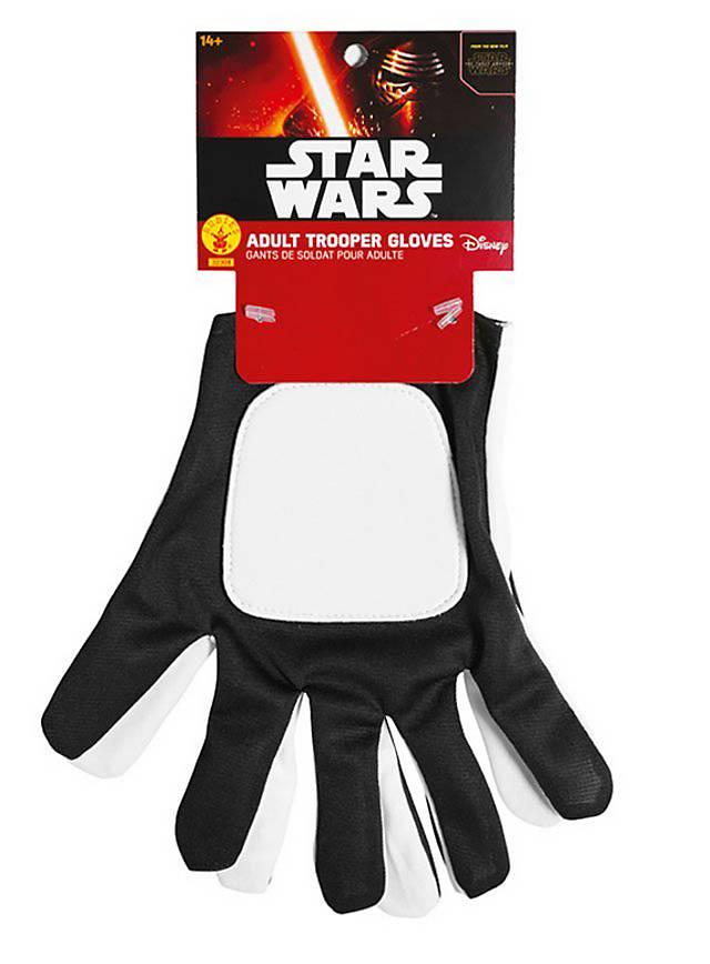 Star Wars 7 Flametrooper Handschuhe