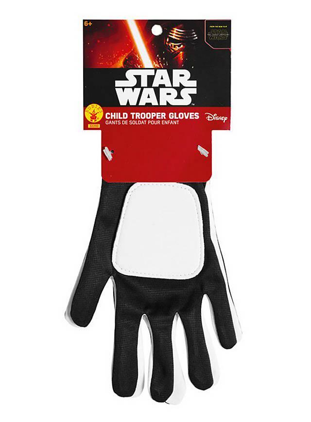 star wars 7 flametrooper handschuhe f r kinder. Black Bedroom Furniture Sets. Home Design Ideas