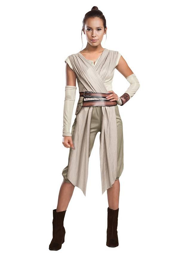 Star Wars 7 Rey Costume