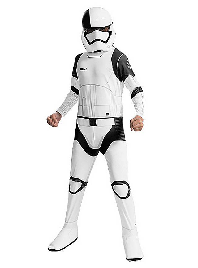 Star Wars 8 Executioner Trooper Kinderkostüm Basic