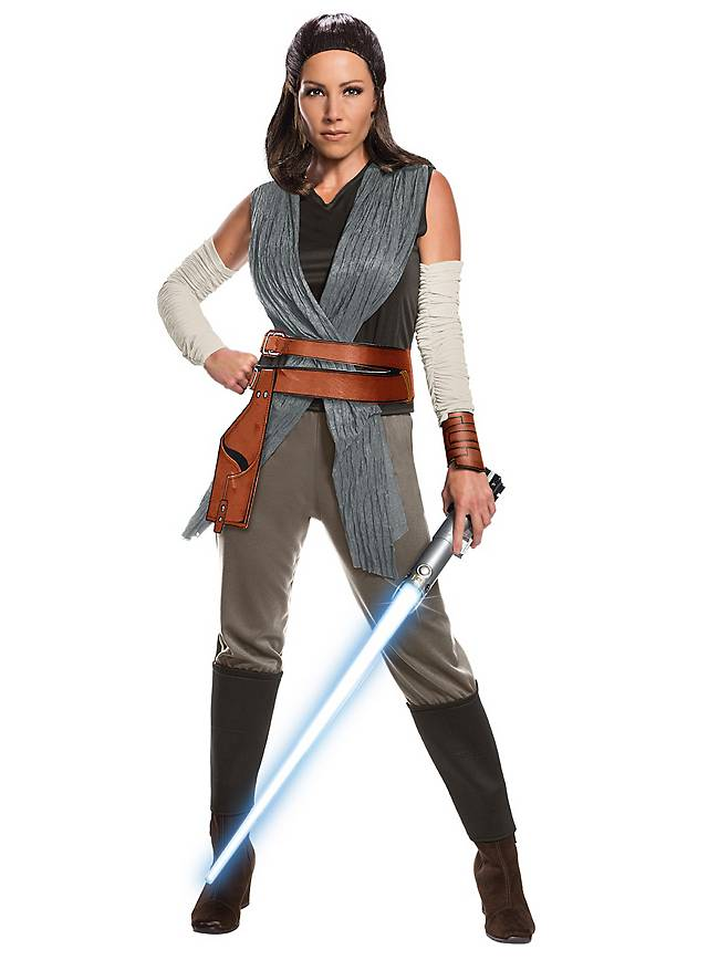 Star Wars 8 Rey Deluxe Kostüm