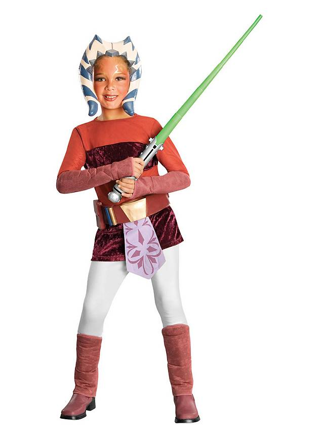Star Wars Ahsoka  Kinderkostüm