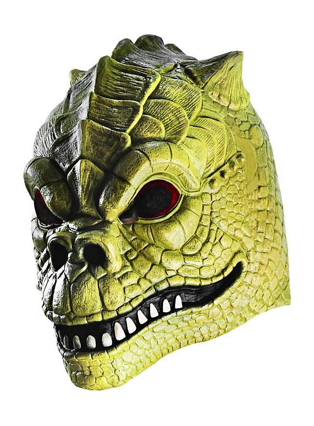 Star Wars Bossk Maske aus Latex