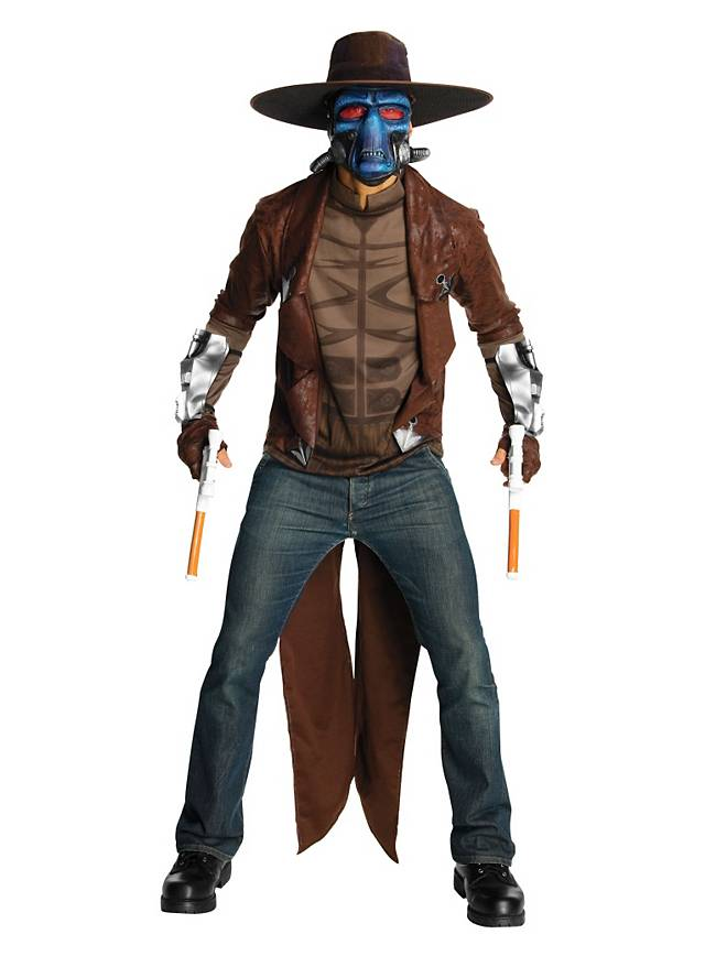 Star Wars Cad Bane Deluxe Costume  sc 1 st  Maskworld & Star Wars Cad Bane Deluxe Costume - maskworld.com