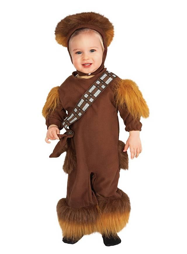 Star Wars Chewbacca Baby Costume - maskworld.com