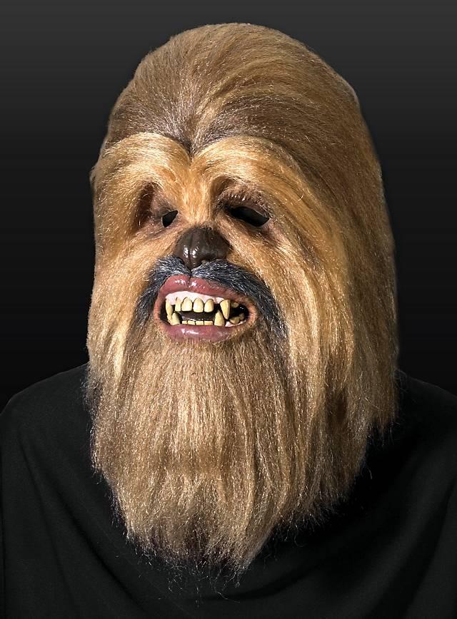Star Wars Chewbacca Deluxe Maske