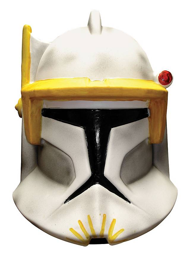 Star Wars Clone Trooper Cody Halbmaske