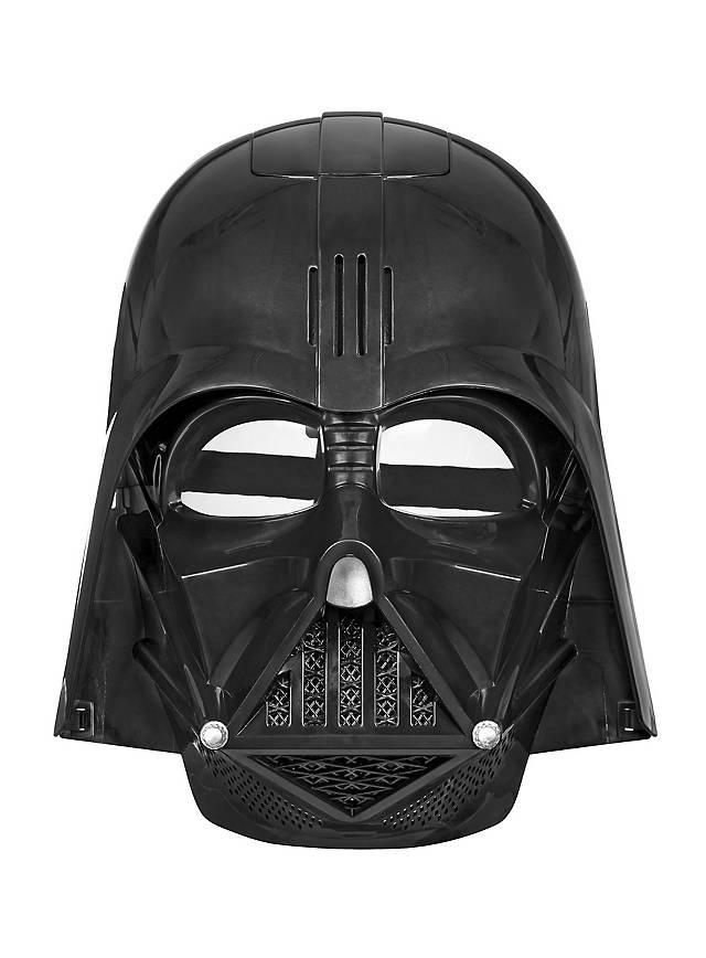 Star Wars Darth Vader Maske mit Stimmenverzerrer