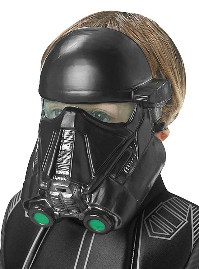 Maske Star Wars Death Trooper Neu