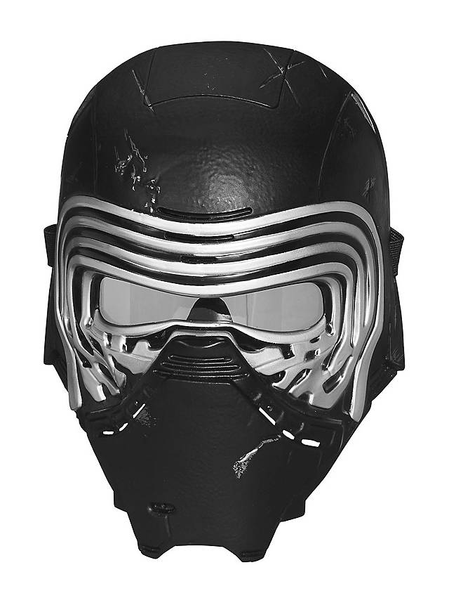 Gute Preise Fabrik genießen Sie besten Preis Star Wars E7 Kylo Ren Maske mit Stimmenverzerrer