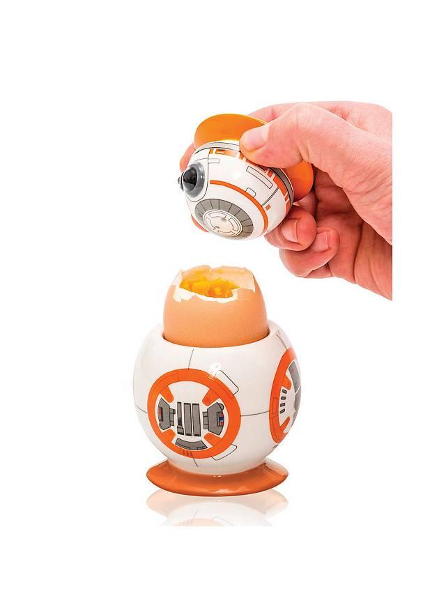 Star Wars - Eierbecher mit Salzstreuer BB-8