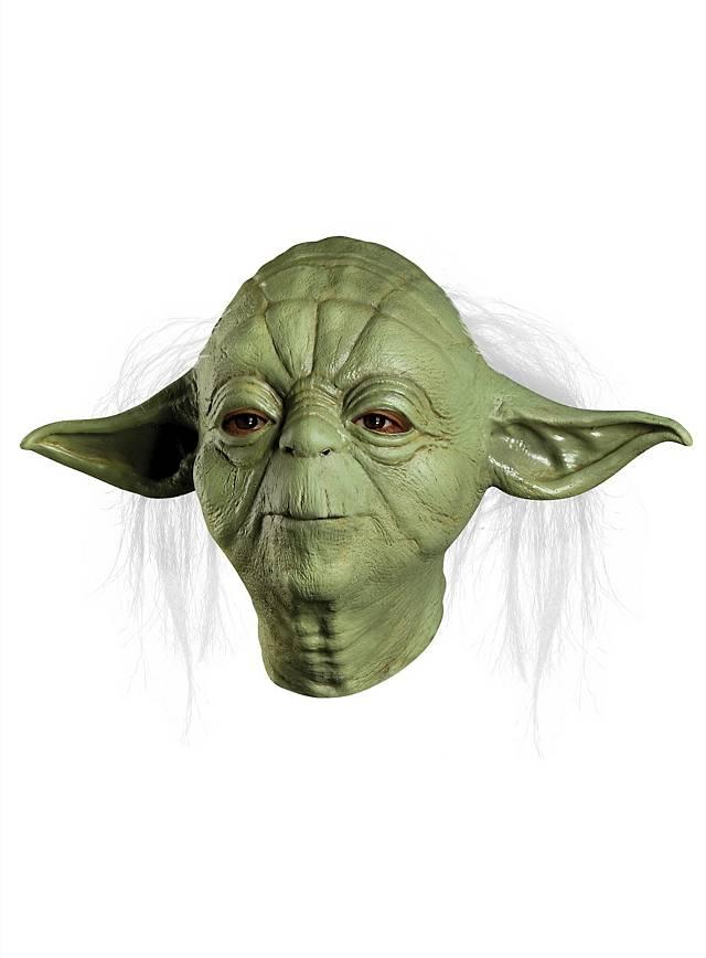 Star Wars Episode VI Yoda Maske aus Latex